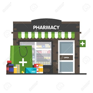 Pharmacy sale only